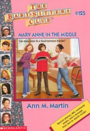 Mary Anne In The Middle by Ann M Martin