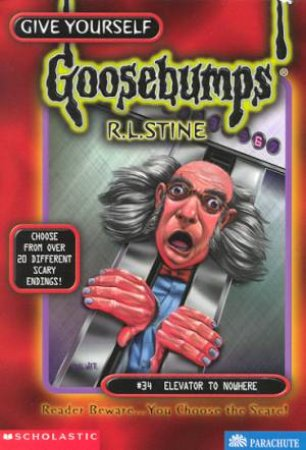 Elevator To Nowhere by R L Stine