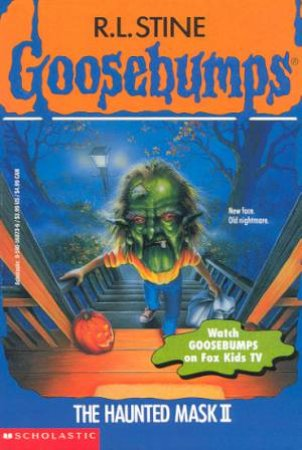 Goosebumps 36: The Haunted Mask II