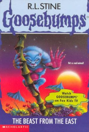 The Beast From The East by R L Stine