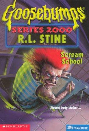 Scream School by R L Stine