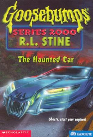 The Haunted Car by R L Stine