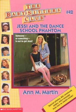 Jessi And The Dance School Phantom by Ann M Martin