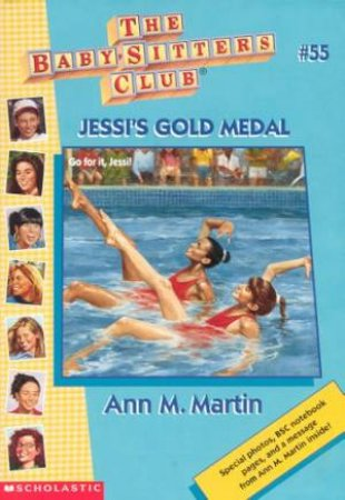 Jessi's Gold Medal by Ann M Martin