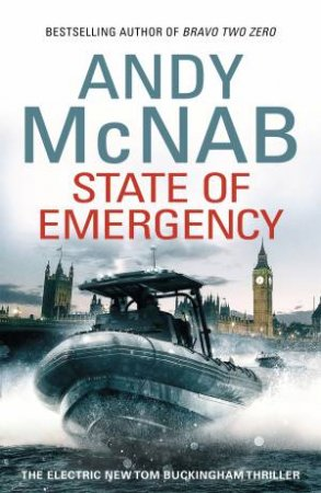 Tom Buckingham 03: State of Emergency
