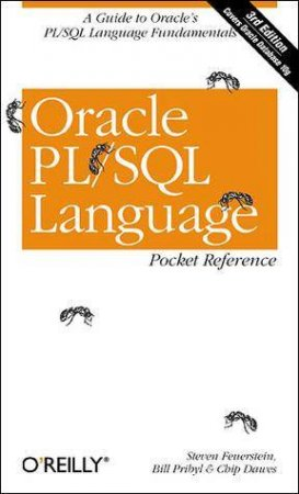 Oracle PL/SQL Language Pocket Reference by Various