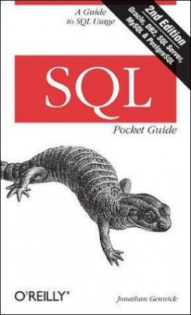 SQL Pocket Guide 2nd Ed by Jonathan Gennick