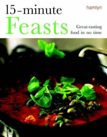15 Minute Feasts by Various