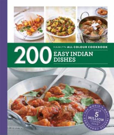 200 Easy Indian Dishes