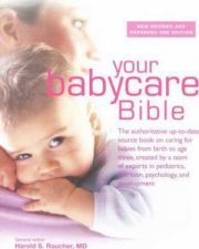 Your Babycare Bible by Dr. Tony Waterston