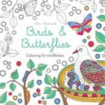 Colouring For Mindfulness Birds Butterflies
