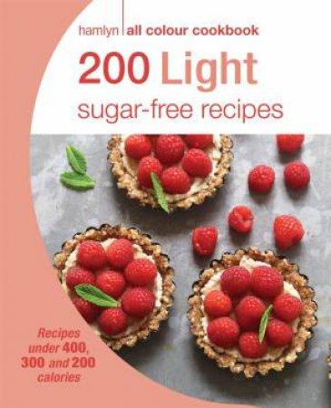 200 Light Sugar-free Recipes