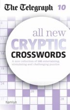 The Telegraph: All New Cryptic Crosswords 10 by Various