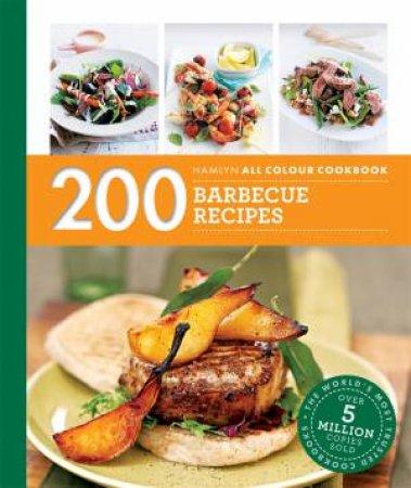 200 Barbecue Recipes