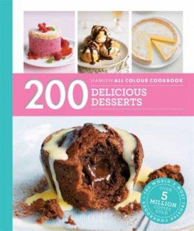 200 Delicious Desserts by Sara Lewis
