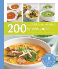Hamlyn All Colour Cookbook 200 Super Soups