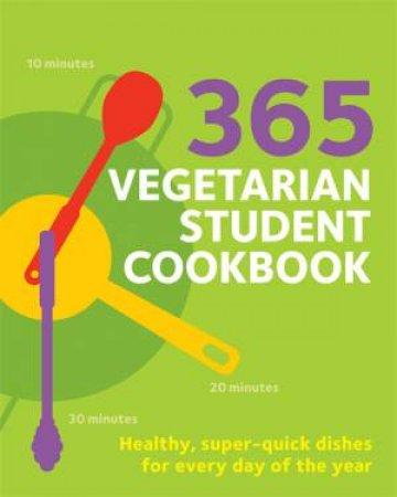 365 Vegetarian College Cookbook