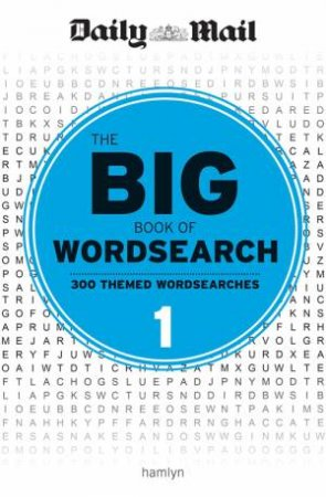 Daily Mail Big Book of Wordsearch 1