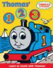 Thomas and Friends: Thomas' 123 by Various