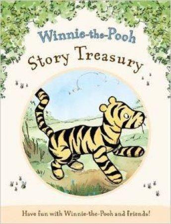 Winnie-The-Pooh Story Treasury by Various