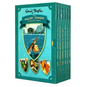 Enid Blyton The Malory Towers Collection
