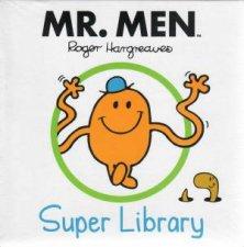 Mr Men Board Book Collection