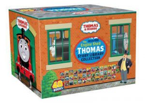 Thomas Story Library Collection: 40-Book Set