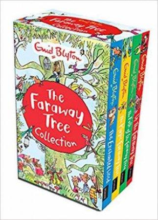 Magic Faraway Tree Set (4 Books)