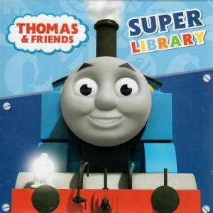 Thomas And Friends Super Pocket Library