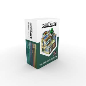 Minecraft Guides 8-Book Slipcase by Various