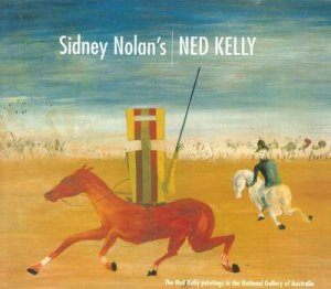 Sidney Nolan's Ned Kelly by National Gallery of Australia