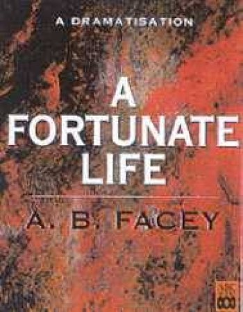 A Fortunate Life - Cassette by A B Facey