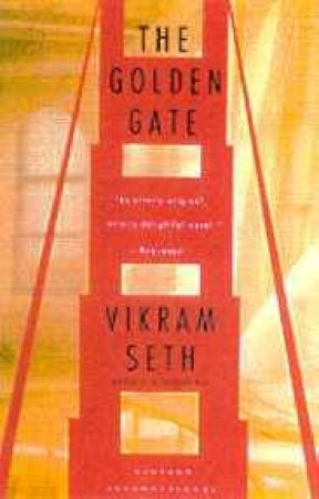 Golden Gate - CD by Vikram Seth