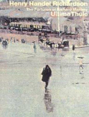 Ultima Thule - CD by Henry Handel Richardson