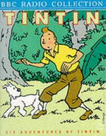 Tintin: Six Adventures Of Tintin - CD by Herge