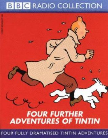 Tintin: Four Futher Adventures Of Tintin - CD by Herge