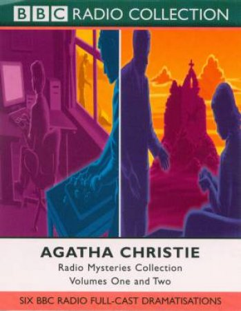 BBC Radio Collection: Agatha Christie Radio Mysteries Collection Volumes 1 & 2 - CD by Agatha Christie