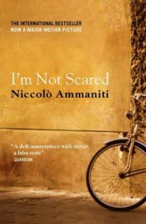 I'm Not Scared - Cassette by Niccolo Ammaniti