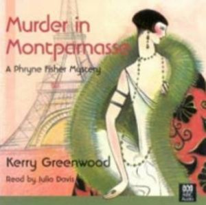 Murder In Montparnasse - CD by Kerry Greenwood