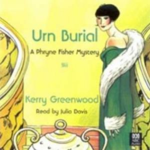 Urn Burial - CD by Kerry Greenwood
