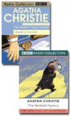 BBC Radio Collection: Sittaford Mystery / Murder of Roger Ackroyd / Murder On The Links - Cassette by Agatha Christie