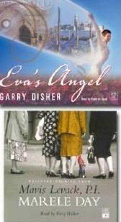 Mavis Levack, P.I. / Eva's Angel - CD by Marele Day & Garry Disher