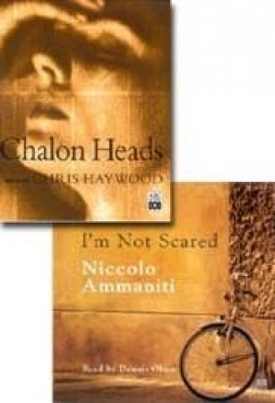 Chalon Heads / I'm Not Scared - CD by Barry Maitland / Niccolo Ammaniti