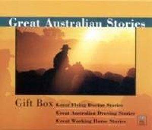 Great Australian Stories: Gift Pack - CD by Bill 'Swampy' Marsh