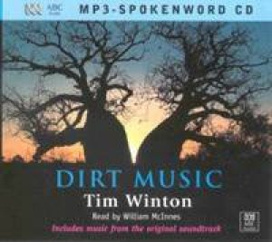 Dirt Music - MP3 With Bonus DVD by Tim Winton