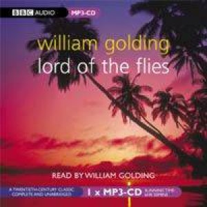 Lord Of The Flies - 1MP3 Cd by William Golding