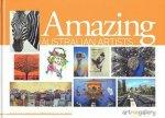 Amazing Australian Artists by Allyssa Constable