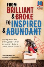 From Brilliant And Broke To Inspired And Abundant by Andrew Jobling