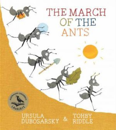 The March Of The Ants