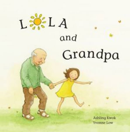 Lola And Grandpa by Ashling Kwok